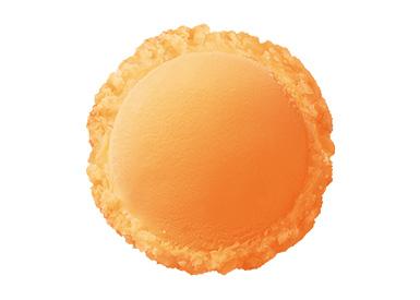 オレンジソルベ