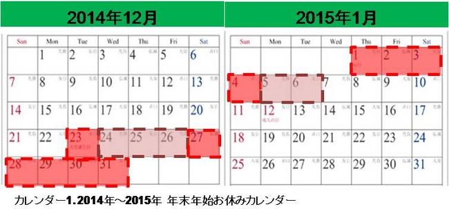 お正月休み_旅行_お得