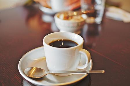 コーヒーにちょい足し