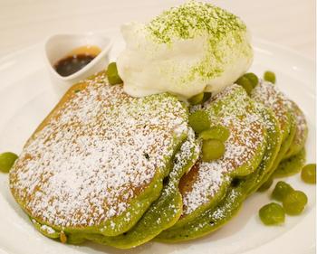 サラベスパンケーキ