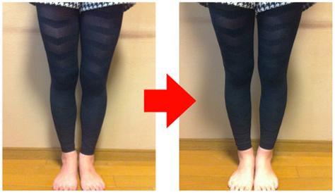 履くだけで痩せる スパッツで2週間下半身痩せ