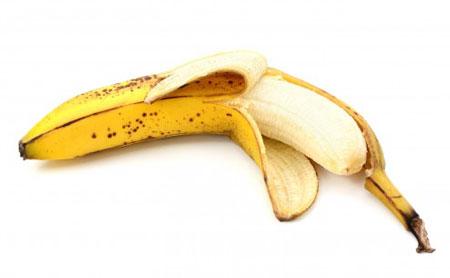 気分が落ちた時ハッピーにしてくれる食べ物_バナナ?