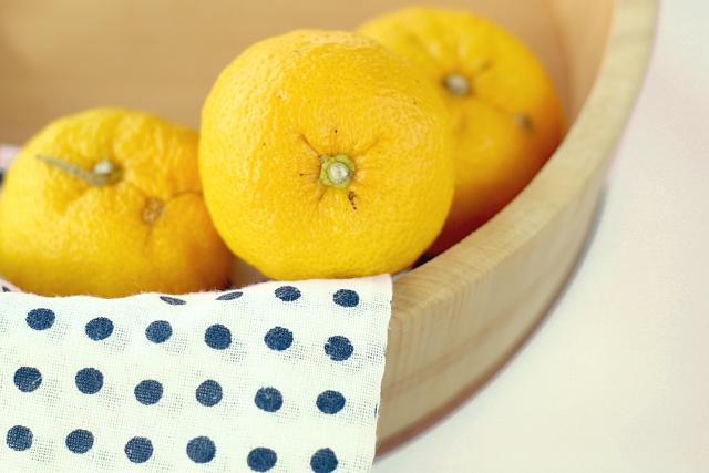 【12月22日は冬至】冬のハーブ「柚子」で美しく健やかに