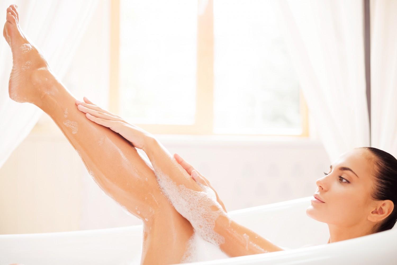 お風呂で簡単デトックス