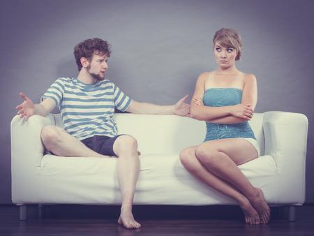 夫婦の問題