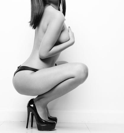 10272131 - sexy female model posing