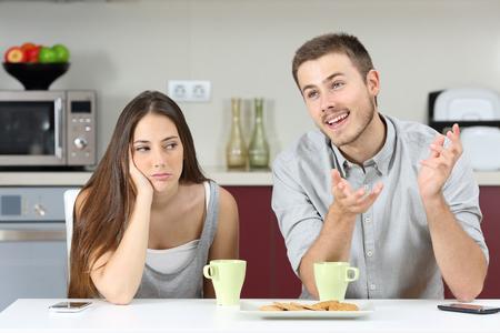 こんな結婚しんどい!一緒にいても全然落ち着かない夫の特徴