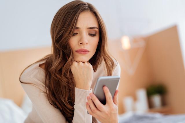 デート後一切連絡なし いつまで待つ 女性からの連絡の仕方