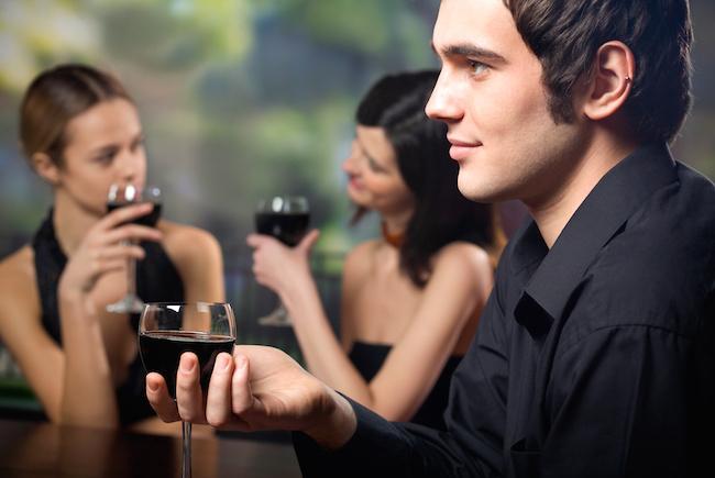 飲み会の男性
