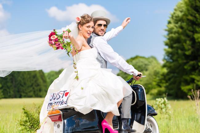 スピード婚 結婚
