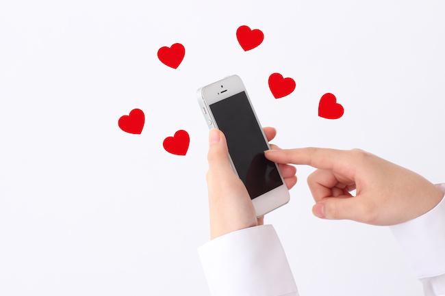 現代の恋愛,SNS,恋の駆け引き