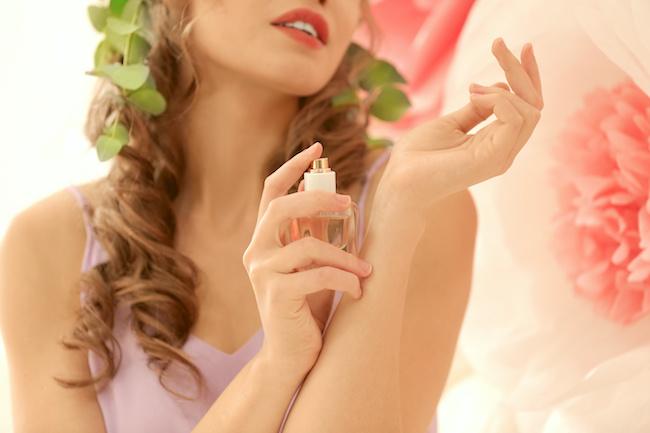 フェロモン 香水