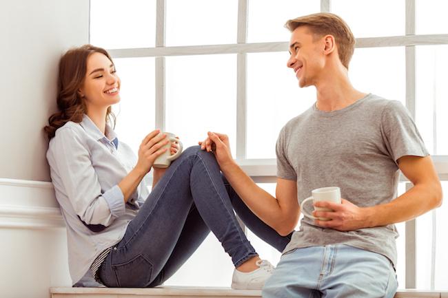 男性が女性に相性の良さを感じる瞬間画像3