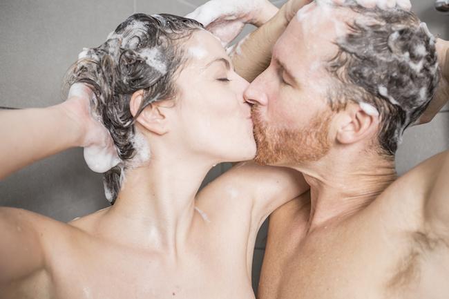 彼氏とお風呂