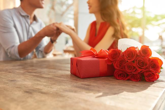 恋人の記念日の過ごし方