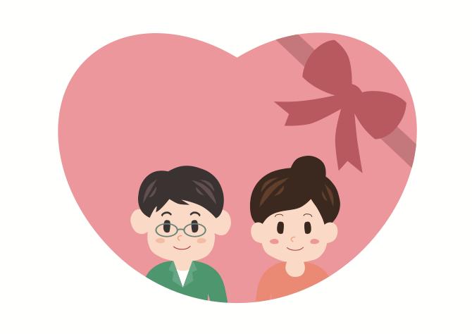両親の結婚記念日