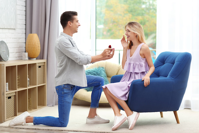 憧れのプロポーズ!女性が思うプロポーズされたい場所とは?