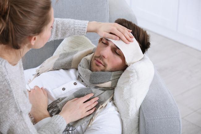 男性が風邪でダウンした時こそがチャンス!女子力を発揮しよう!1画像