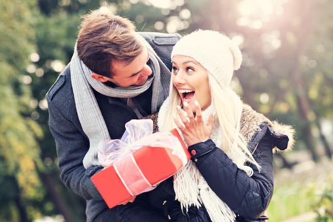 ホワイトデーのプレゼントをもらう時に添えたい可愛い一言1画像