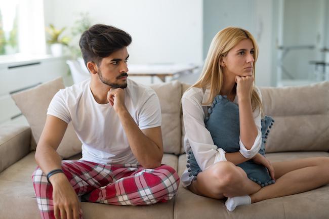 夫婦関係が悪くなる危険性のあるライフスタイル