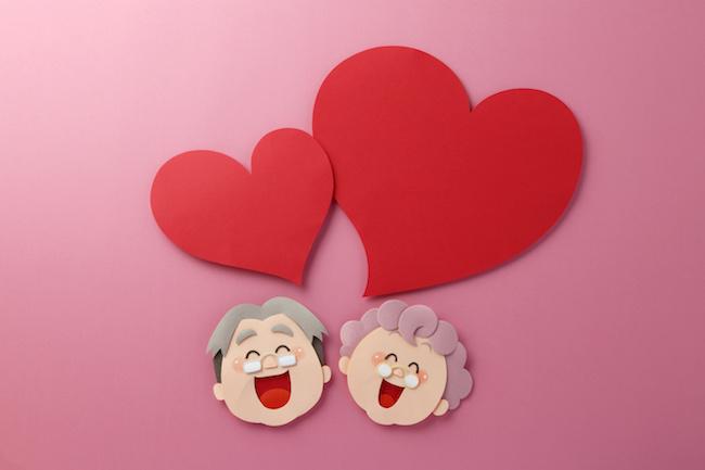 おばあちゃん&おじいちゃんになってもラブラブでいられる3つの秘訣