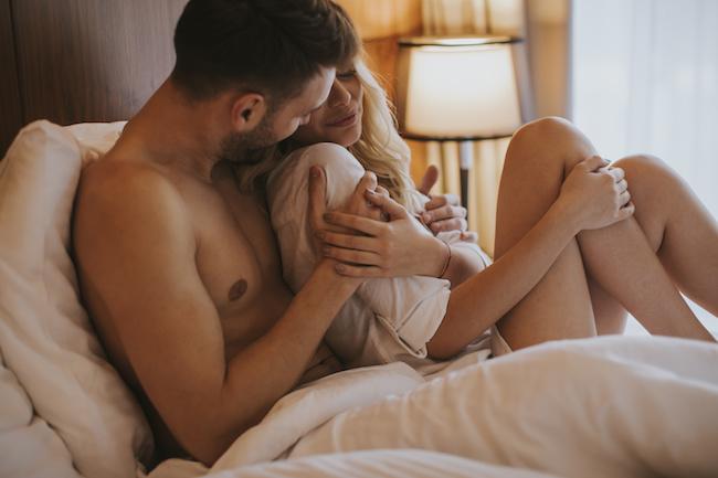 始める前の仕草が大切!セックスで男性を満足させる秘訣