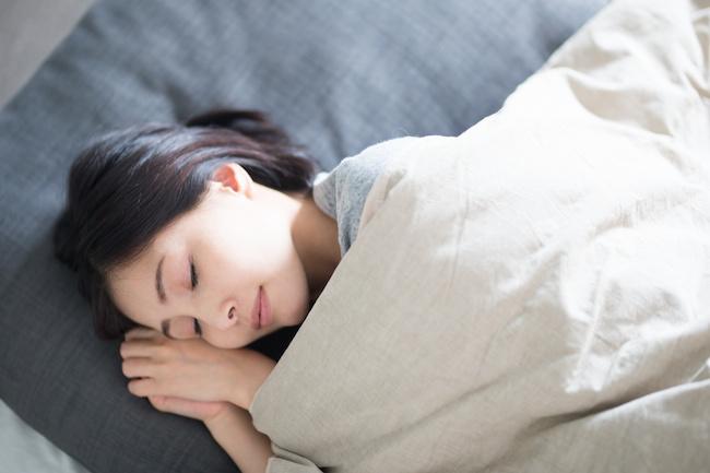 睡眠・女性