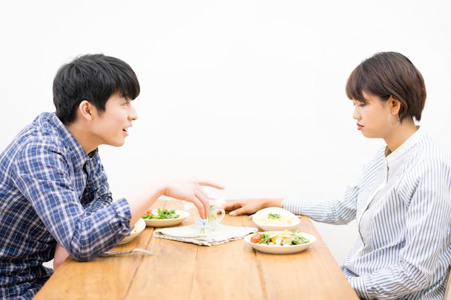 彼と私は食の好みが正反対!!ノンストレスで折り合うにはどうすれば良いの?!