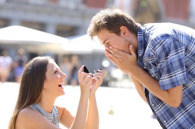 逆プロポーズするベストなタイミング