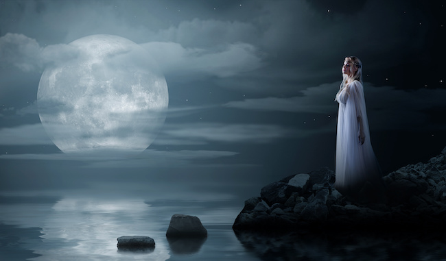 頭痛イライラそれってもしかしたら「月」のせい?体験談をもとに月と女性との関係に迫る!1画像