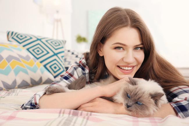 猫を飼う女性は結婚できないと言われる理由