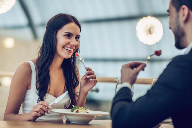 少食女子が好かれるとまだ思ってる?食事デートで食べる量より気にするべきポイント