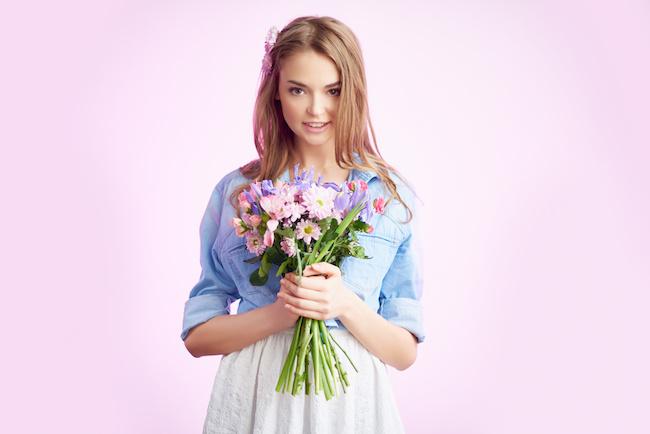 いつもそばにお花がある生活を♡可愛い花言葉のお花7選
