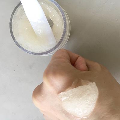 「ナノアクア炭酸ジェルパック」(FAVORINAフェヴリナ