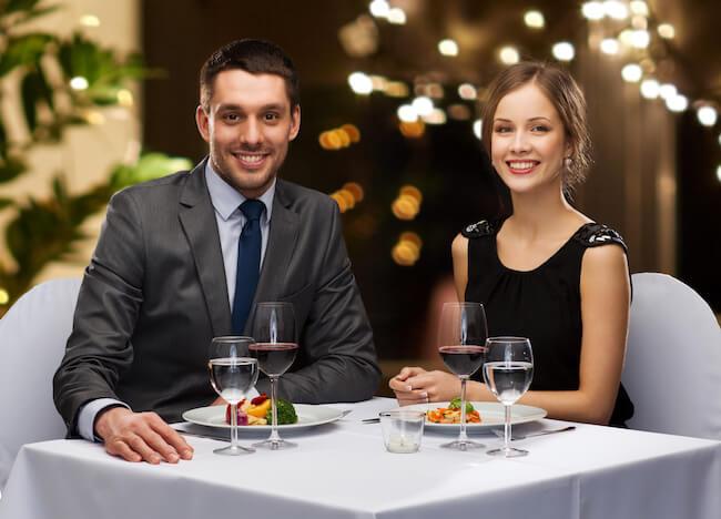食事中は見られている!高級レストランでも恥をかかない食事マナー3選