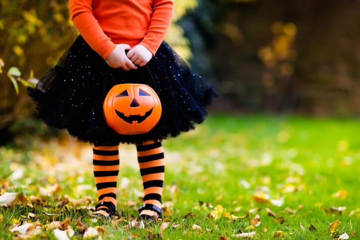 ハロウィン子どもイベント