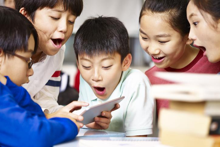 学童保育 学べる民間学童
