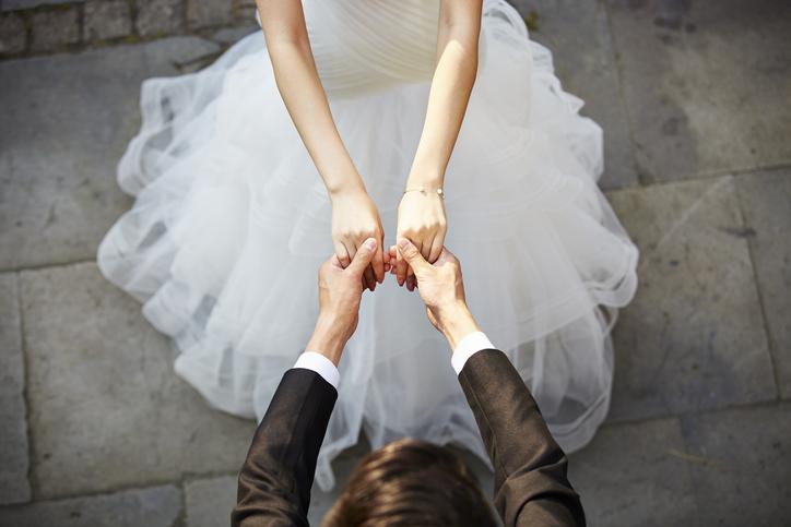 40代で結婚した女性達の共通点