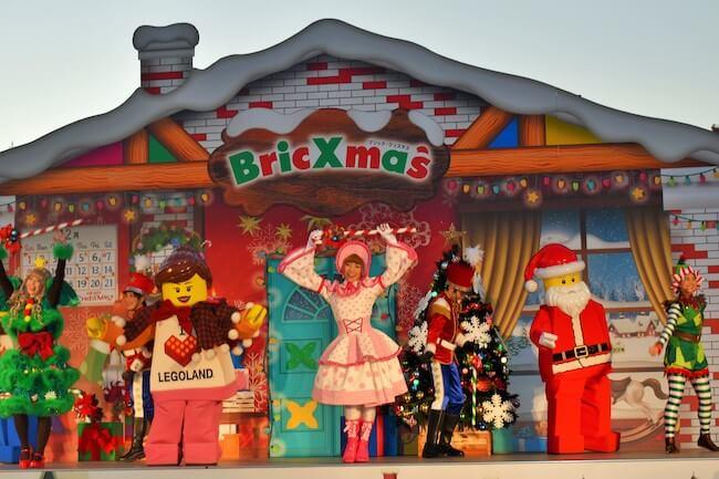 レゴランドジャパンのクリスマスイベント「ブリック・クリスマス」2画像