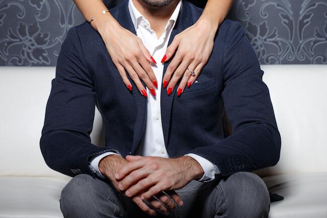 既婚男性がはまり込んでしまう不倫相手の女性の特徴