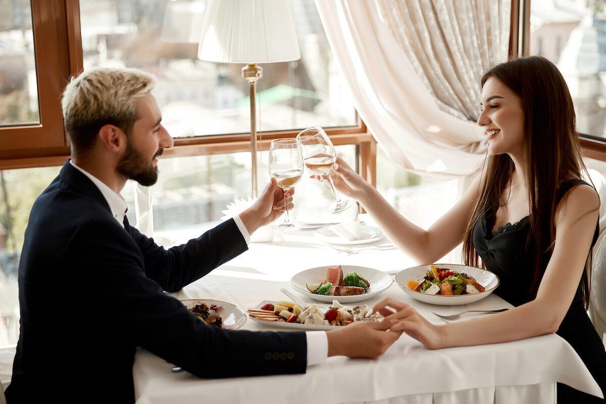 食事デートのときはここに気をつけて!やってはいけない食事のマナー