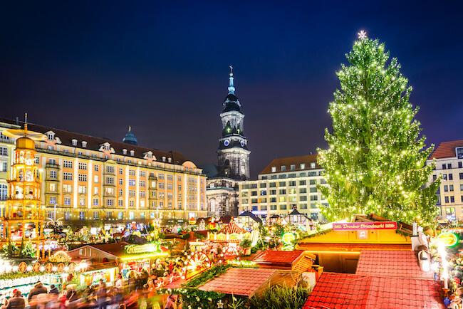 一生の思い出に残る海外で有名なクリスマススポット4選