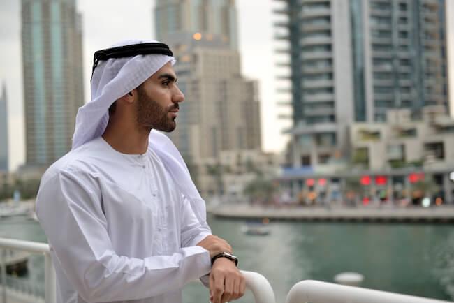 知ってた?今は中東系男子が熱い♡アラビアンな魅力のメリット