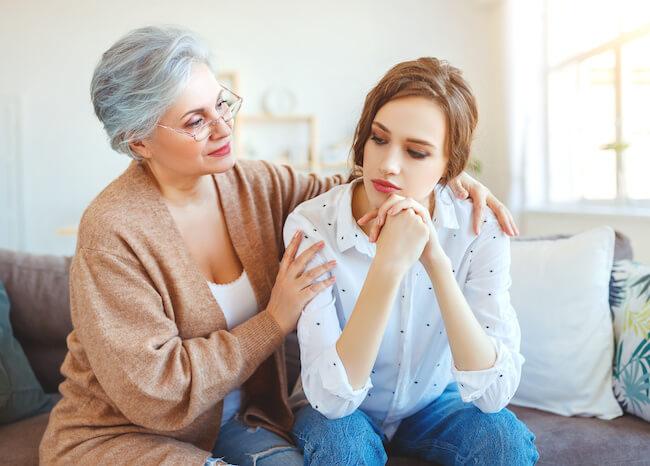 「結婚しなさい!」と促してくる母親がすぐに黙ってくれる方法