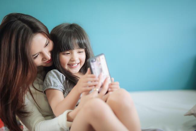 ネットSNSの危険から子どもを守る