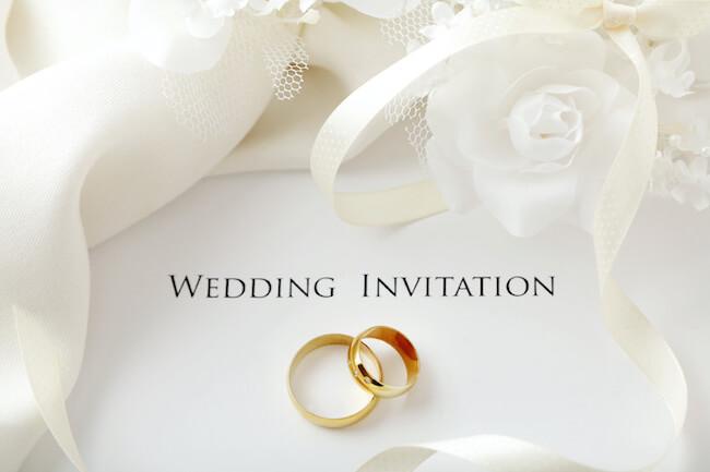 結婚式来て♡っていつから言うべき?招待状を送るタイミングとマナー