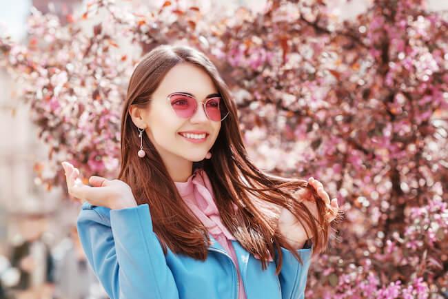 春はやっぱりピンク♡アラサー大人女子に似合うピンク色を教えます!