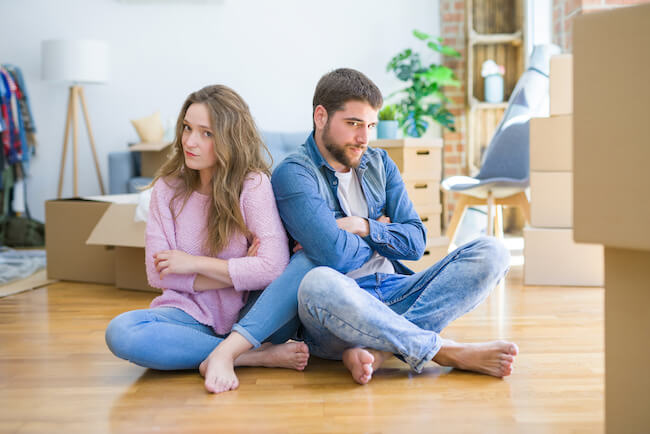 【同棲あるある】同棲はじめに必ず喧嘩になってしまう3つのこと