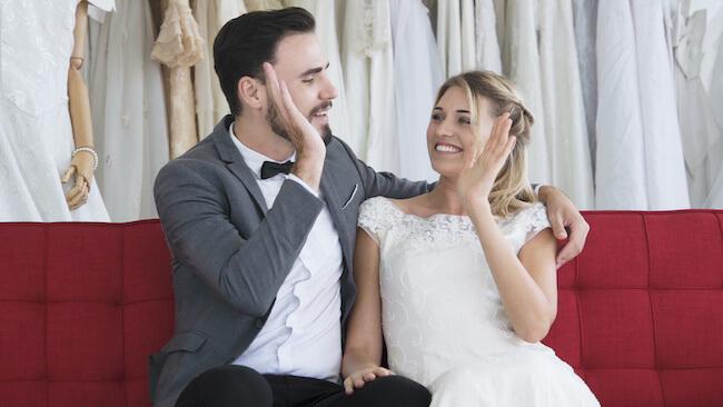 長続きする秘訣?!カップルが入籍してから結婚式まで1年かける理由