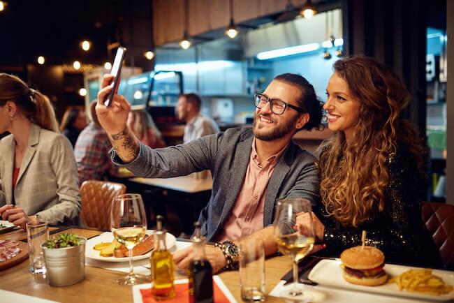 食事デートで分かる恋愛診断!メニューの選び方でわかる二人の相性は何パーセント?